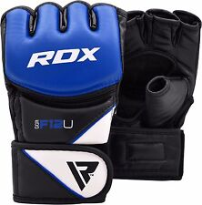 RDX Authentieke Grijphandschoenen Voor En MMA Dames Ponsen UFC Boksen Blue NL XL