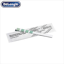 Genuine Delonghi Coffee Machine Water Hardness Testing Test Strip - 5532110300