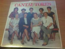LP CANTAUTORES FONIT LPX 207 SIGILLATO ITALY PS 1988 RADIUS LANZETTI  MCZ