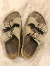 Birkenstock Arizona Women's Suede Size: 35  Color: Taupe