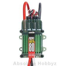 Castle Creations Phoenix Edge 80 HV 50V 80A ESC - CSE010-0105-00
