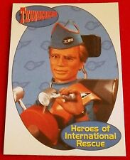 THUNDERBIRDS HEROES OF INTERNATIONAL RESCUE F8 GORDON TRACY - Cards Inc.