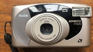 Kodak Advantix F600 Zoom APS Compact Film Camera