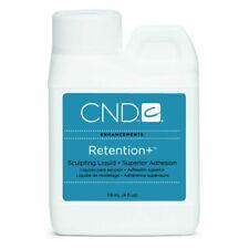 CND Retention+ Sculpting Liquid 4oz/118mL Superior Adhesion - from EU DUTY PAID