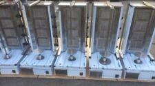 NEW 4 Burner CANMAC Doner Kebab Machine NATURAL GAS