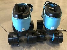 Riedell Dart Quad Roller Skate Size 1 Free Shipping