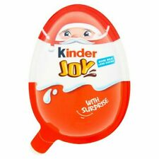 6x Kinder Joy Egg 20G