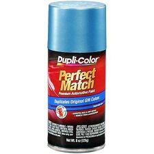 Duplicolor Bgm0423 Wa9184 For Gm Code 23 Maui Blue 8 Oz Aerosol Spray Paint