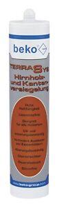 Hirnholz - und Kantenversiegelung 310 ml transparent inkl. Spachteldüse