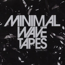 Minimal Wave Tapes - Volume 2 (CD - 2012 - US - Original)