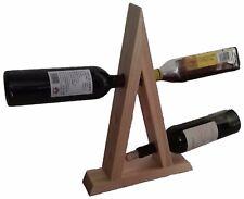 RTA 6 Bottle Wooden Floating Magic Wine Bottle Holder Floating Wine Rack