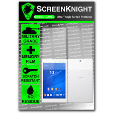 ScreenKnight Sony Xperia Z3 Tablet Compact FULL BODY invisible SCREEN PROTECTOR