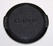 Canon C-52mm - Genuine Vintage 52mm Snap-on Lens Cap - vgc