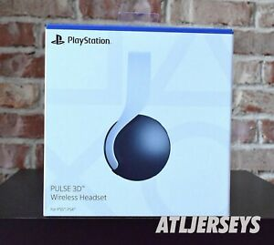 ✅ Sony Playstation 5 PS5 Pulse 3D Wireless Gaming Headset IN HAND SHIPS NOW