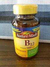 Nature Made B-12 Tablets, 1000mcg, 160 tablet