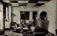OKER bei Goslar Harz alte Postkarte ~1950/60 Hotel Deutsches Haus Innenansicht