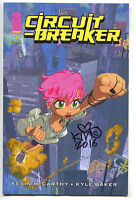 Circuit Breaker 1 Image 2016 NM Signed Kevin McCarthy