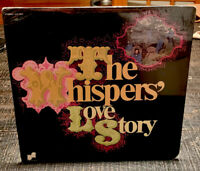 The Whispers Love Story 1972 Funk Soul Janus JLS 3041 LP Record- SEALED... L581