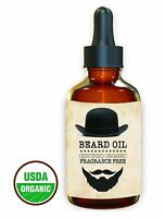 Beard Oil - Unscented (Organic Jojoba + Organic Argan)- by Unaltered Nature
