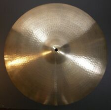 "Vintage 1st Generation 20"" Sabian Ride Cymbal 2600 Grams 1982-87 SEE HEAR VIDEO"