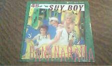 45 tours bananarama shy boy