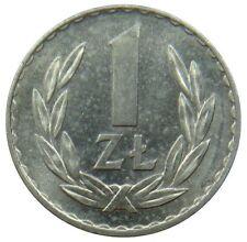 (Z93) - Polen Poland - 1, 2, 5, 10, 20, 50, 100 Zloty Zlote Zlotych 1959-1994
