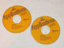 Gateway Application CD Disc Disk Ver 4.8 PN: 7511923 Ver. 5.0 PN: 7512065 2001