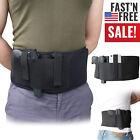 Belly Band Concealed Pistol Gun Carry Waist Holster Under Shirt Coat Hidden Belt