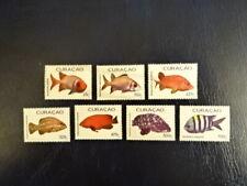Curacao 66-72 tropical fishes 2012  MNH-postfris 24,5 euro nvph