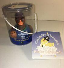 NBA Kevin Garnett Minnesota Timberwolves Rubber Duck celebriducks KG Basketball