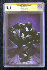 CGC 9.8 SS Clayton Crain Spider-Man # 1 Todd McFarlane Facsimile Virgin NYCC