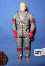 """1986 M.A.S.K. MATT TRACKER Thunder Hawk Pilot 3""""  FIGURE"""