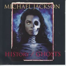 Michael Jackson 5 track cd single History / Ghosts 1997
