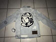 billionaire boys club Jacket Denim astronaut bbc ice cream running dog Blue Med