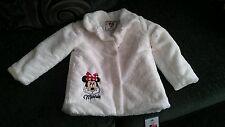 Abrigo De Minnie Mouse (Disney Baby) 24-36 meses (98cm)