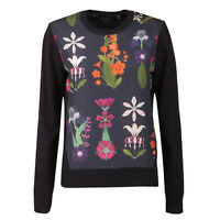 Ted Baker Nantise Hoticultural Woven Jumper BNWT Desiner Womens Clothing Top