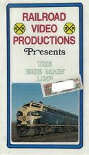 New ListingThe Erie Main Line - Railroad Video Productions- Vhs Videotape - Used
