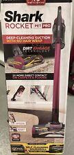 Shark Rocket IZ162H Pet Pro Bagless Cordless Magenta Stick Vacuum