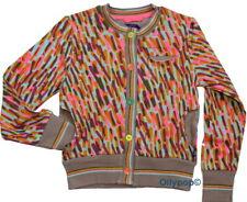 NWT Kidz Art  Girls Size: 4  Rain Print Cardigan Sweater