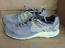 Nike 536947-003 Structure 16 women's gray & yellow synthetic shoes Size 8.5