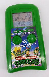 1991 Konami TMNT Teenage Mutant Ninja Turtles Handheld Game Play Boy Rare