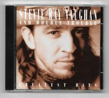 CD / STEVIE RAY VAUGHAN AND DOUBLE TROUBLE - GREATEST HITS / ALBUM 1995