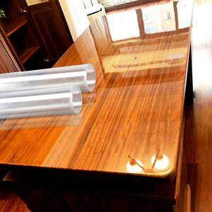Clear Wood Table Film Kitchen Furniture Countertop Anti-Oil Mat Sticker 60cmx2m