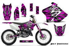 SUZUKI RM 125 250 Graphics Kit 2001-2009 CREATORX DECALS BTP