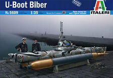 ITALERI 1:35 SOTTOMARINO U - BOOT BIBER 5609