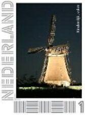 Nederland 2012 ucollect Molen10 Kinderdijk bij nacht windmill muhle postfris/mnh