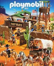 Playmobil 2013 catalogue