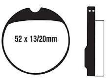 Ebc Front Brake Pads Honda CB350F/G CB360 CB400F CB450K CB500K/T CB550 CB750