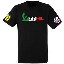 VESPA SERVIZIO Camiseta Mod Scooter (XL)