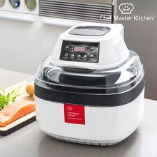 Fry Cooker B1525110 freidora de chef Master Kitchen funciona aire caliente